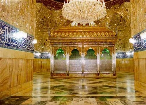 Shrine of Hz.Abbas Rz