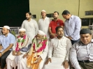 Fecilitation at Janab Meraj Dildar Khan's Sahab's residence_3