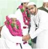 Felicitation at Masjid e Dawood Miyan Sahab Qibla_1
